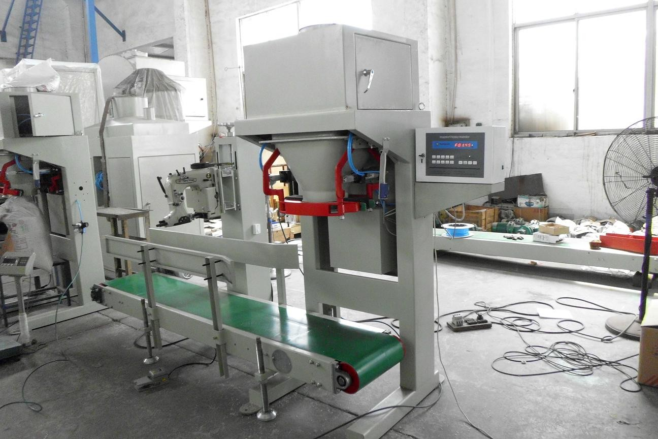 200bags Feed Bagger/Feed Bagging Machine/Feed Packing Machine/Feed Weighing and Dosing Machine